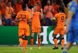 دیدار تیم ملی هلند و اوکراین,یورو 2020