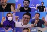 تزریق واکسن کرونای ایرانی به سلبریتی ها,شاهین صمدپور
