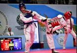 تکواندو قهرمانی آسیا,تیم ملی تکواندو