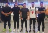 نتایج دوومیدانی ایران در جام کازانف,تیم ملی دوومیدانی