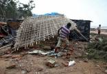 طوفان یاس در هند,طوفان در هند
