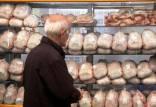 اسکلت و ضایعات مرغ,گرانی مرغ
