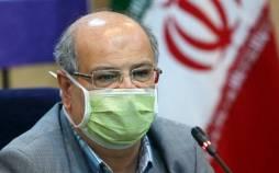 علیرضا زالی, فرمانده ستاد مقابله با کرونا در تهران