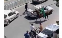عامل رعب و وحشت در خیابان ارتش اصفهان,بازداشت عامل رعب و وحشت در خیابان ارتش اصفهان