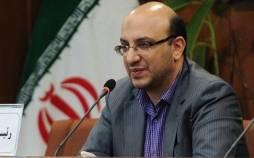 مهدی علینژاد و عزیزی خادم,معاون وزیر ورزش