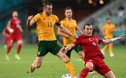 دیدار تیم ملی ولز و ترکیه,یورو 2020