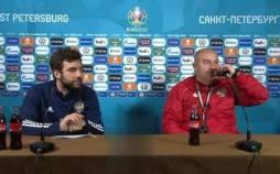 سرمربی تیم ملی روسیه,کوکاکولا در یورو 2020