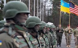 توقف کمک نظامی آمریکا به اوکراین,آمریکا و اوکراین
