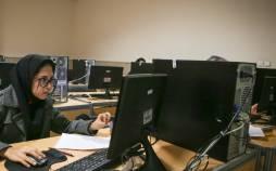 امتحانات دانشجویان در شرایط قطعی برق,امتحانات مجازی