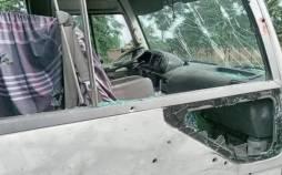 انفجار خودروی دانشگاهیان در مرکز افغانستان,انفجار در افغانستان