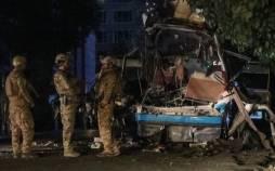انفجار در کابل,سه انفجار در کابل