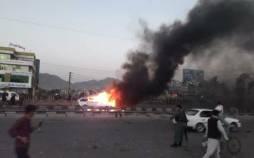 وقوع انفجار در غرب کابل,انفجار در کابل