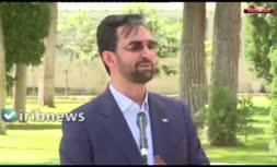 فیلم/ کُری خوانی دوباره وزیر ارتباطات برای فرهاد مجیدی و هواداران استقلال