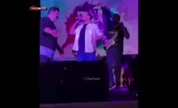 فیلم/ همخوانی بهنام بانی و بابک جهانبخش در کنسرت زنده