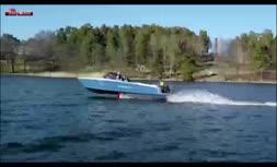 فیلم/ نخستین قایق هیدروفویل کاملاً الکتریکی و مجهز به هوش مصنوعی جهان