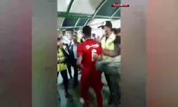 باشگاه ذوبآهن: کنعانیزادگان به رختکن ما حمله کرد + فیلم