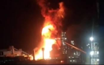 انفجار مهیب در کارخانه فولاد زرند ایرانیان,کارخانه فولاد زرند