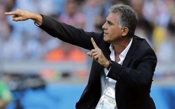 کارلوس کیروش,کارلوس کیروش در تیم ملی عراق