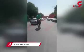 فیلم | اولین گفتگو با امام زمان قلابی در اصفهان