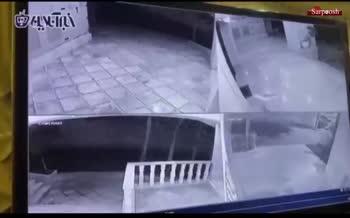 فیلم/ لحظه سرقت عجیب از منزل آزیتا ترکاشوند