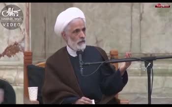 فیلم/ پاسخ تند مجید انصاری به اظهارات حیدر مصلحی در مورد ردصلاحیت آیت الله هاشمی