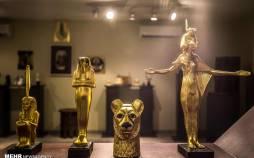 تصاویر ساخت مجسمه فراعنه در مصر برای رقابت با چین,عکس های مجسمه فراعنه در مصر,تصاویری از نحوه ساختن مجسمه فراعنه در مصر