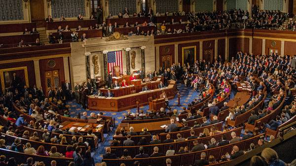 کنگره آمریکا,لایحه رای دادن به صورت پستی