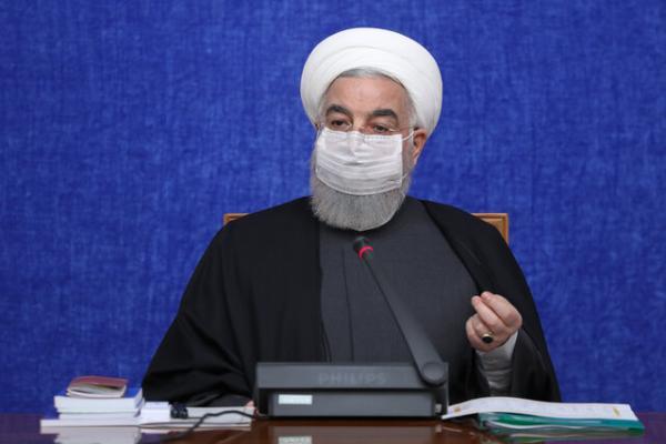 حجتالاسلام والمسلمین حسن روحانی, جلسه ستاد ملی مقابله با کرونا