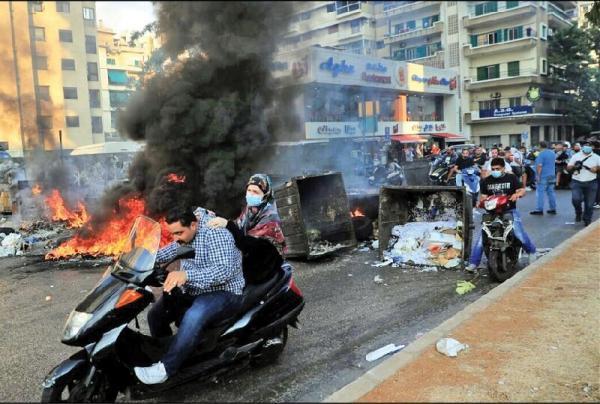 فروپاشی اقتصاد لبنان,دخالتهای حزب الله در لبنان