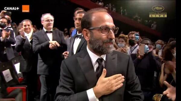 تبریک ربیعی به اصغر فهادی,علی ربیعی