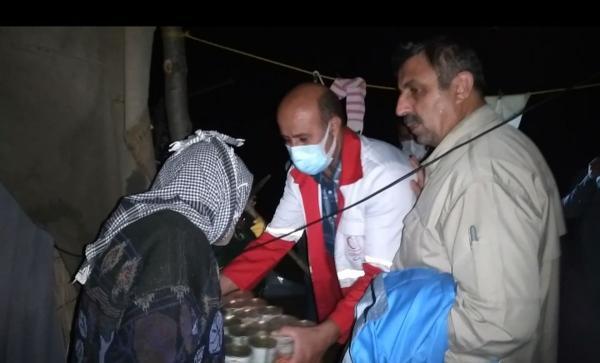 خانوارهای سیل زده منطقه کاکان در شهرستان بویراحمد,سیل در کاکان