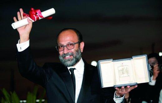 جایزه اصغر فرهادی,تبلیغکنندگان «جو بایدن