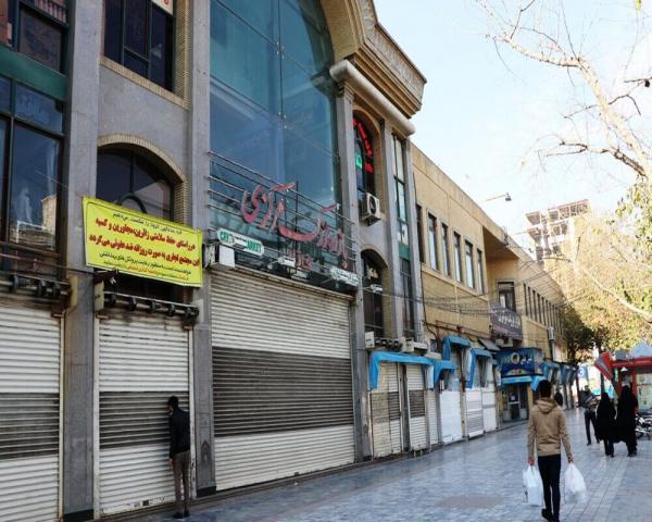 اتاق اصناف ایران,تعطیلی در شرایط قرمز کرونا