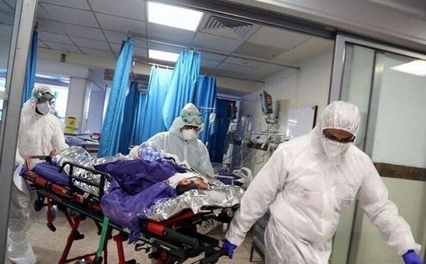 آمار مرگ و میر کرونا در تیرماه 1400,وضعیت بیماران کرونایی