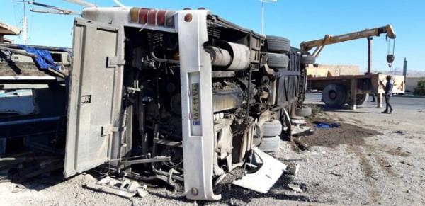 واژگونی اتوبوس سربازامعلم ها,مرگ سرباز معلم ها