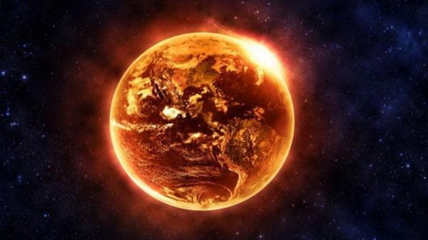 حیات در زهره,دمای اتمسفر زهره