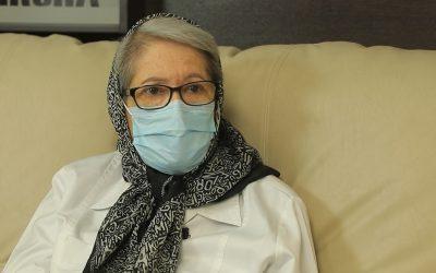 مینو محرز,واکسن کرونای ایرانی