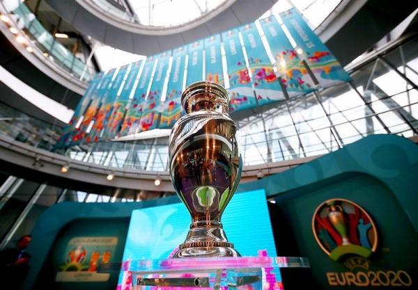 برنامه بازی های مرحله نیمه نهایی جام ملت های اروپا 2020,نتایج جام ملتهای اروپا امسال
