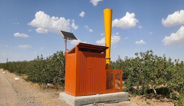 دستگاه ضد تگرگ بر بارندگی,خشکسالی در ایران