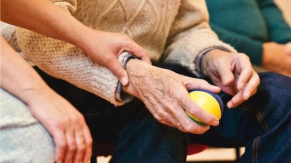 آلزایمر باعث خواستگاری مجدد مرد از همسرش,آلزایمر