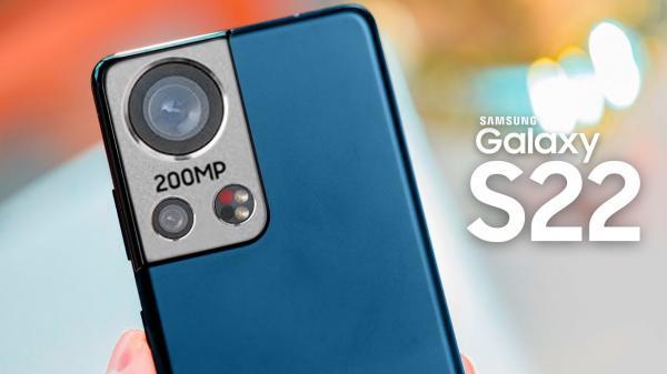 گلکسی S22,دوربین سلفی زیر صفحهنمایش گوشی گلکسی اس 22
