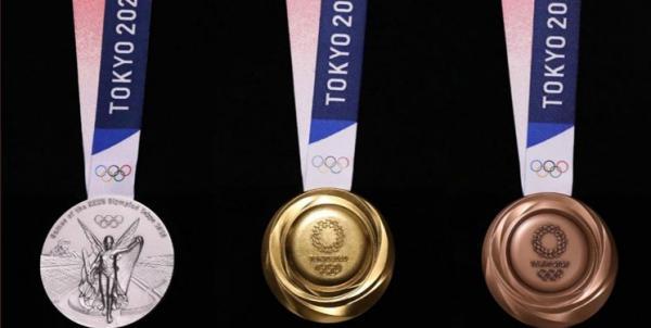 المپیک توکیو,تغییر شیوه اهدای مدال به مدالآوران المپیک ۲۰۲۰