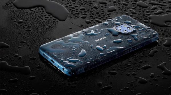 گوشی جدید نوکیا,طراحی سنگی برای گوشی جدید نوکیا