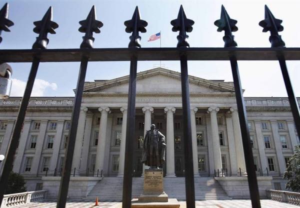وزارت خزانهداری آمریکا,تحریم مقامات چینی توسط آمریکا