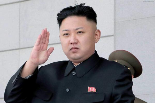 کیم جونگ اون,رهبر کره شمالی