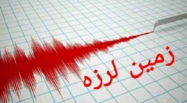 زلزله در فارس,زمین لرزه 5 ریشتری در فارس