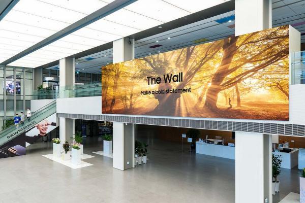 تلویزیون The Wall,تلویزیون هوشمند The Wall سامسونگ