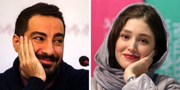 نوید محمدزاده و فرشته حسینی,ازدواج نوید محمدزاده و فرشته حسینی