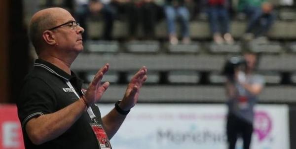 مانوئل فرناندز,سرمربی تیم ملی هندبال