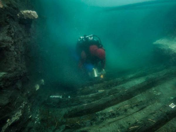 کشف یک گورستان باستانی مدفون زیر آب در مصر,گورستان باستانی در مصر